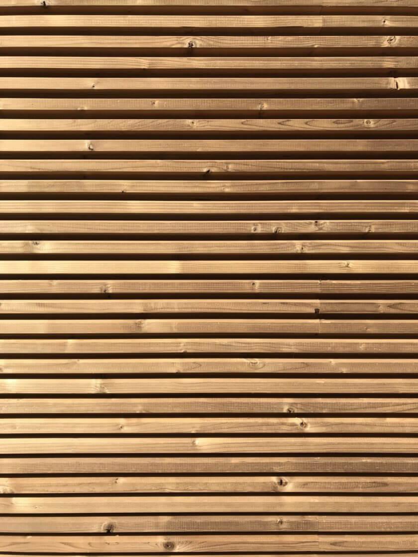 Bardage dox bois James de qualité et durable
