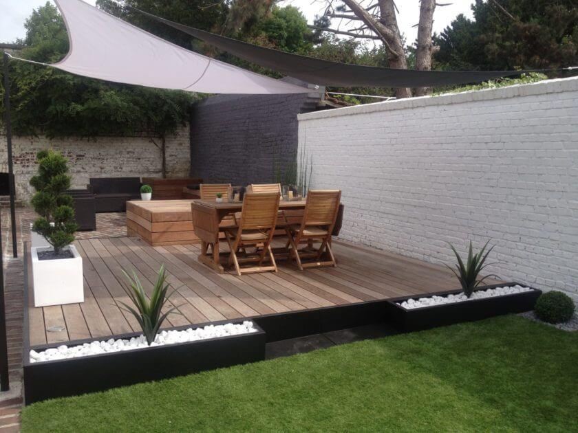 terrasse en bois EXO en JATOBA de qualité et très durable