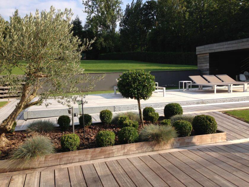 terrasse en bois EXO en PADOUK de qualité et très durable