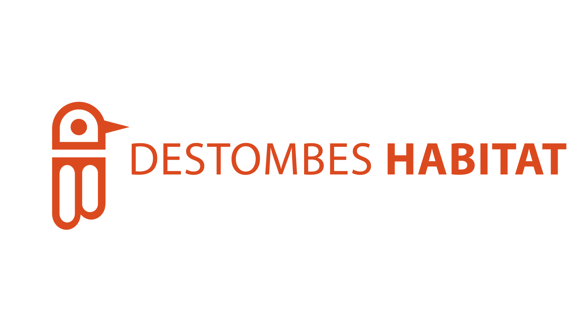 logo destombes habitat